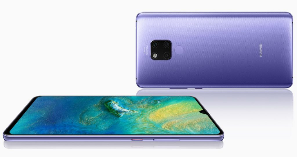 Huawei Mate 20 X price