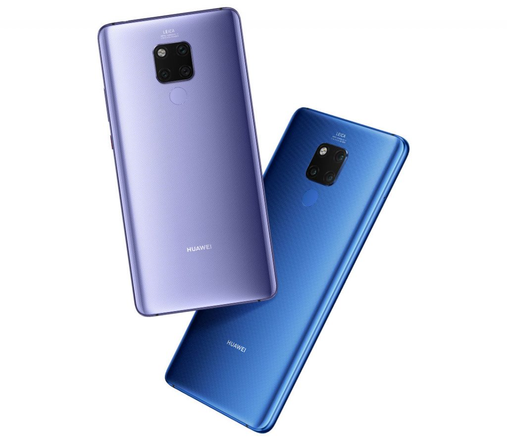 Huawei Mate 20 X specifications