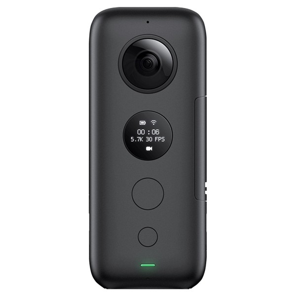 Insta360 One X features