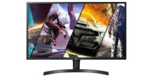 LG 32UK550-B 4K Gaming Monitor