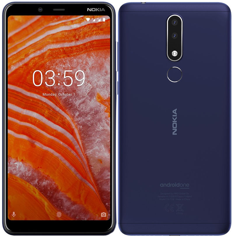 Nokia 3.1 Plus price in india