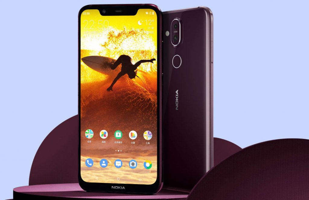 Nokia X7 specifications
