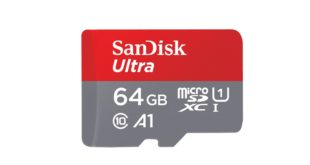 SanDisk Ultra 64GB micro SD Card