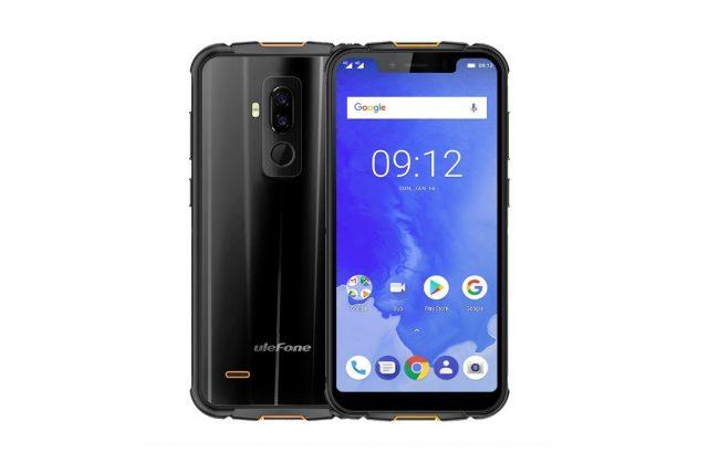 Ulefone Armor 5 notch rugged smartphone