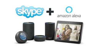 Alexa Amazon devices Skype Calls