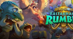 Hearthstone Rastkhan's Rumble