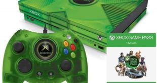Hyperkin Xbox Classic Pack for Xbox One X