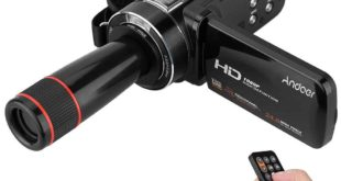 Andoer HDV-Z8 Handheld Digital Video Camera