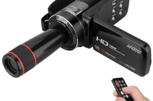 Andoer HDV-Z8 Handheld Digital Video Camera