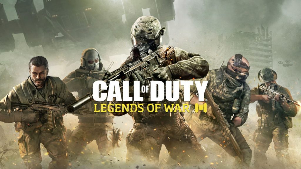 Call of Duty Legends of War For Android