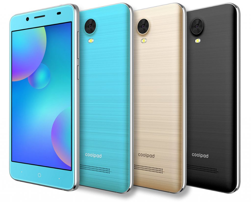 Coolpad Mega 5m price in india