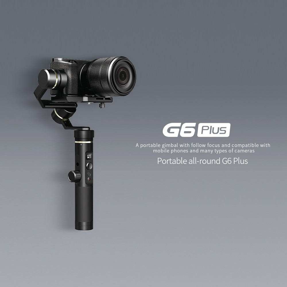 FeiyuTech G6 Plus Handheld Gimbal