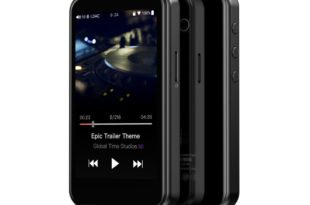 FiiO M6 Hi-res Player