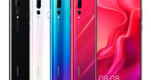 Huawei Nova 4 price