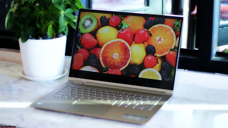 Lenovo Yoga C930 Review
