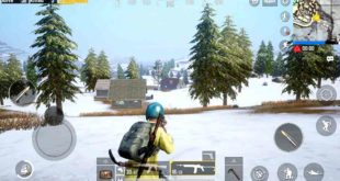 PUBG Mobile Vikendi Snow Map