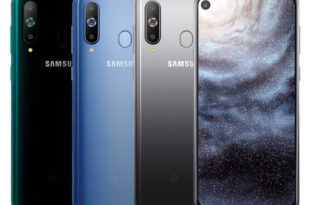 Samsung Galaxy A8s Specifications