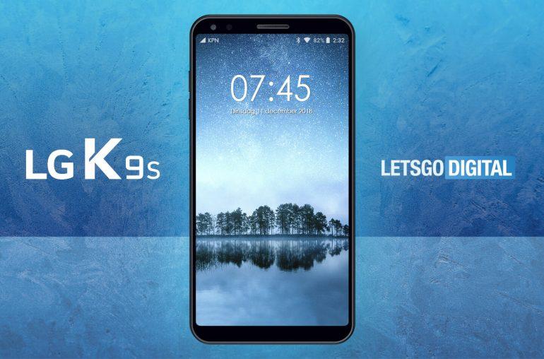 lg k9s