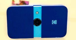 Kodak Smile Classic Instant Print Digital Camera