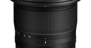 Nikon Nikkor Z 14-30mm F4 S Lens