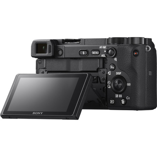 Sony Alpha A6400 features