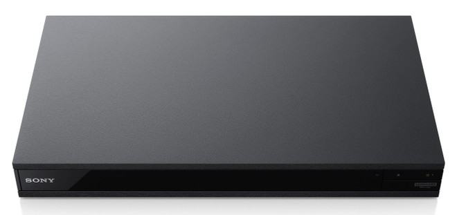 Sony UBP-X800M2 4K Ultra-HD Blu-ray player
