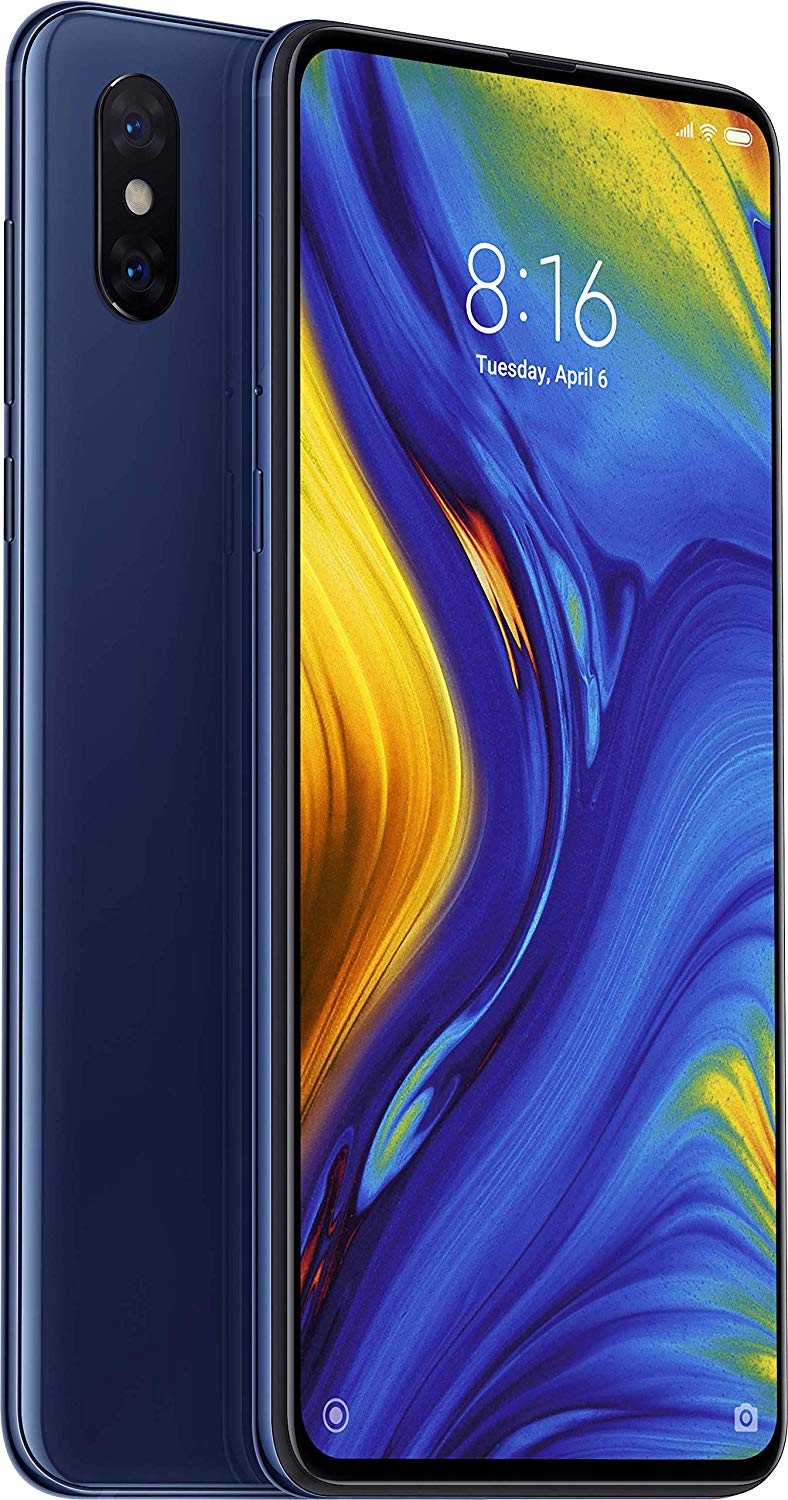 Xiaomi Mi Mix 3 price in uk