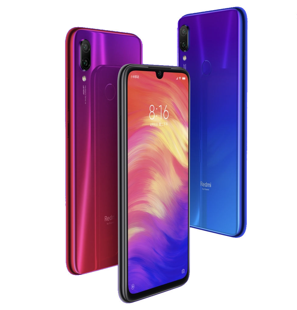 Xiaomi Redmi Note 7 Specificatiobns