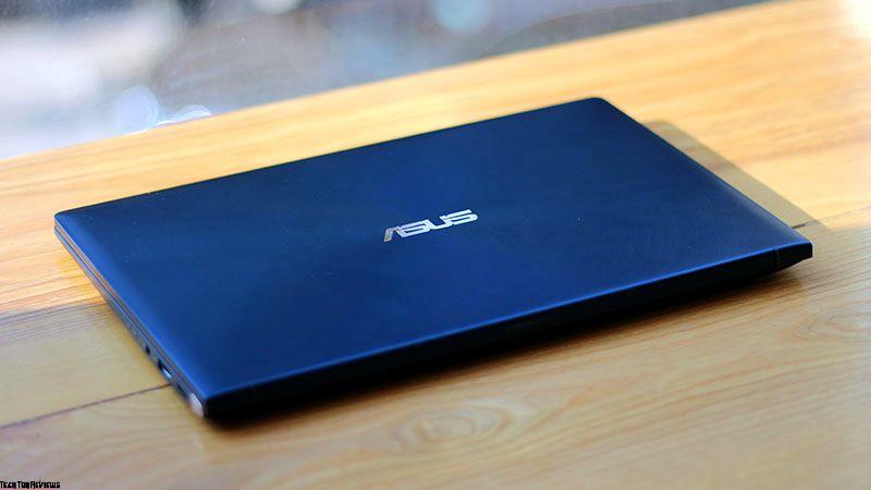 Asus ZenBook UX333FA design