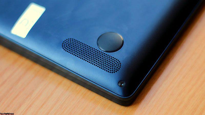 Asus ZenBook UX333FA speaker