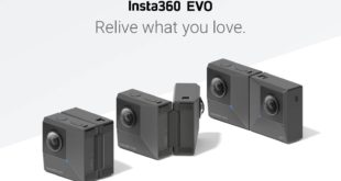Insta360 EVO Foldable Camera