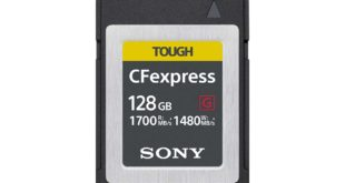 Sony_CFexpress_memory card