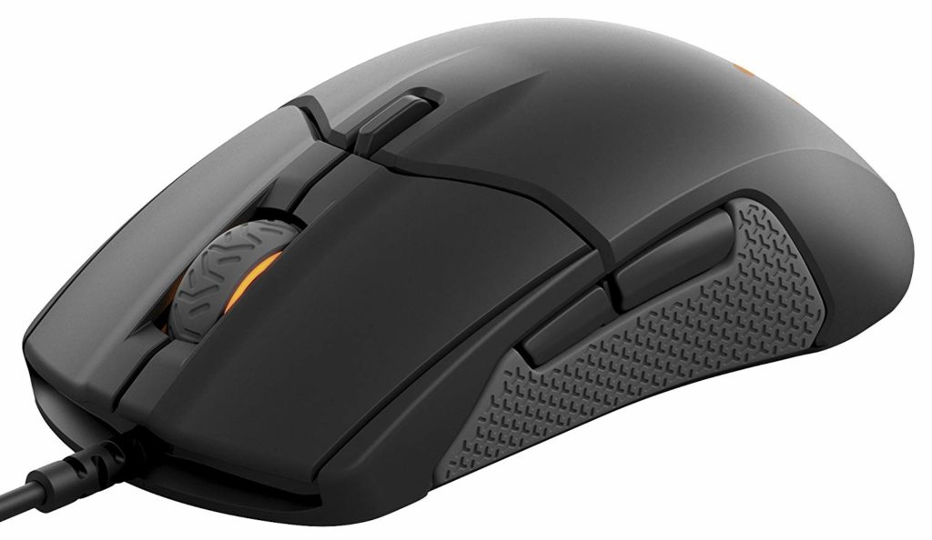 Left-handed Gaming Mouse