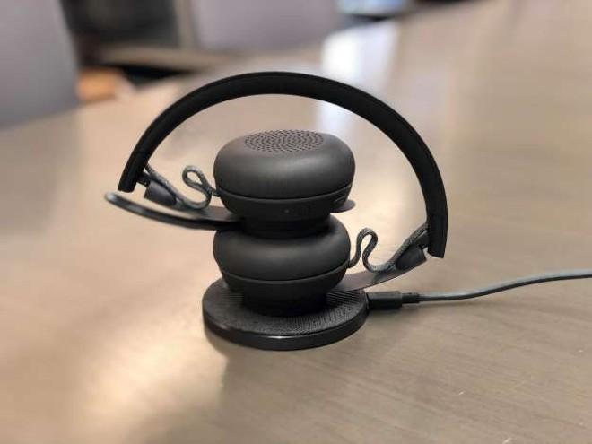 Logitech Zone Wireless headsets
