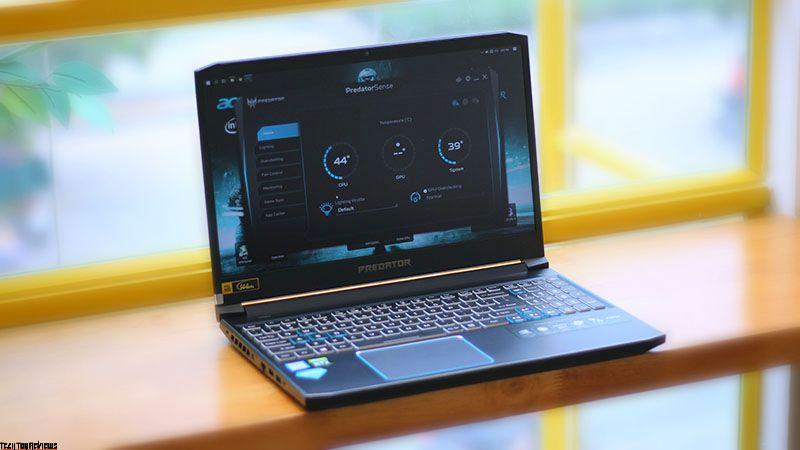 Acer Predator Helios 300 2019 Review