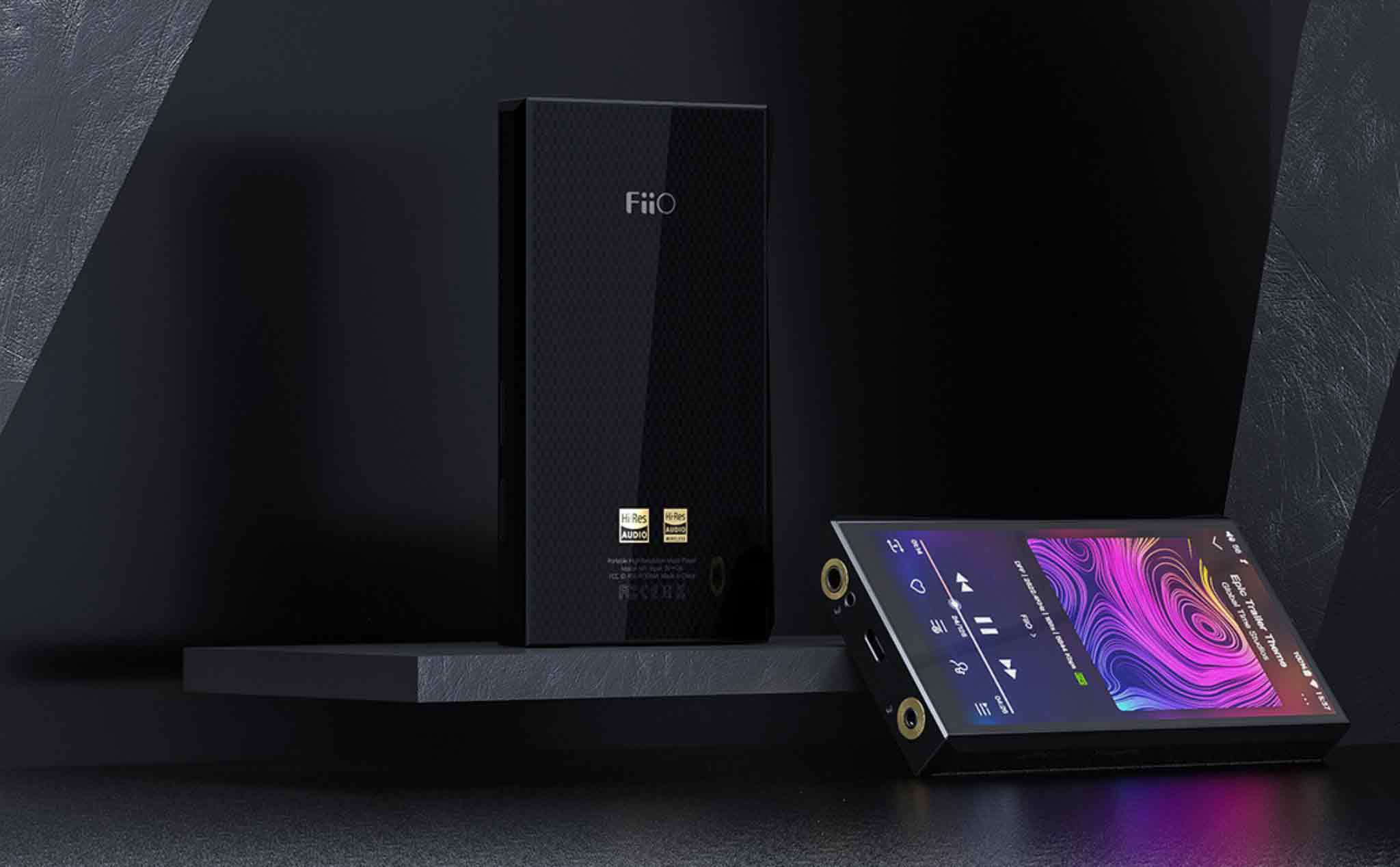 Fiio introduces M11 Pro Hi-res music player With Dual AK4497 DAC