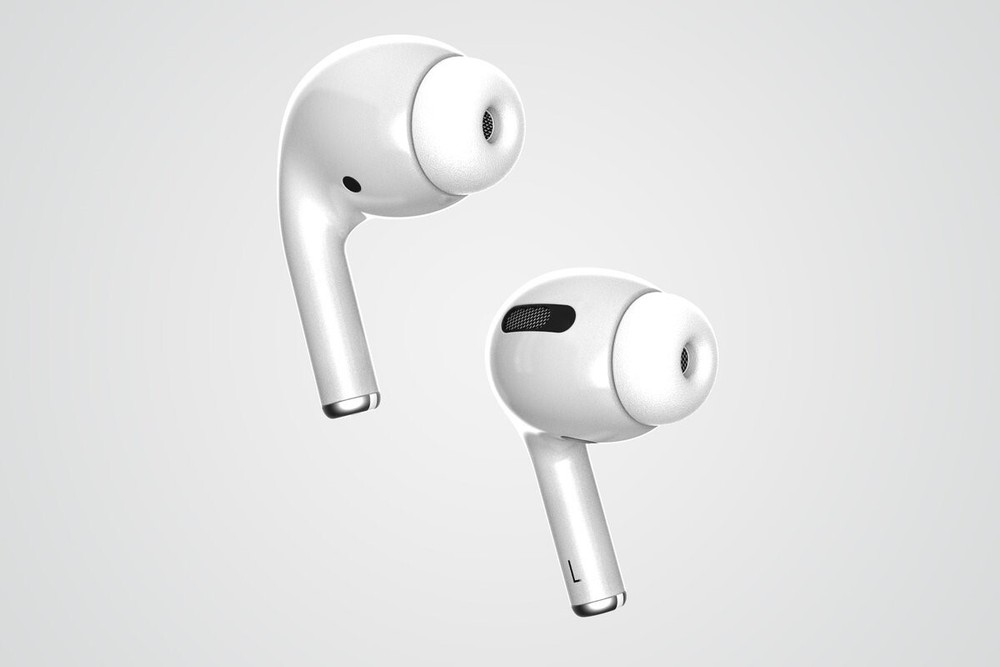 Apple Airpods 3 Leaked Render Suggests A New In Ear Design