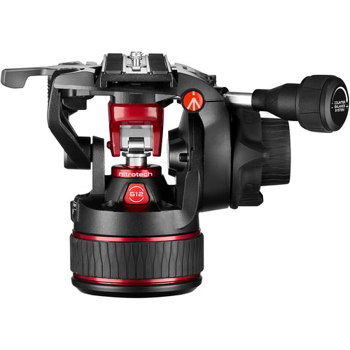 Manfrotto Nitrotech video head