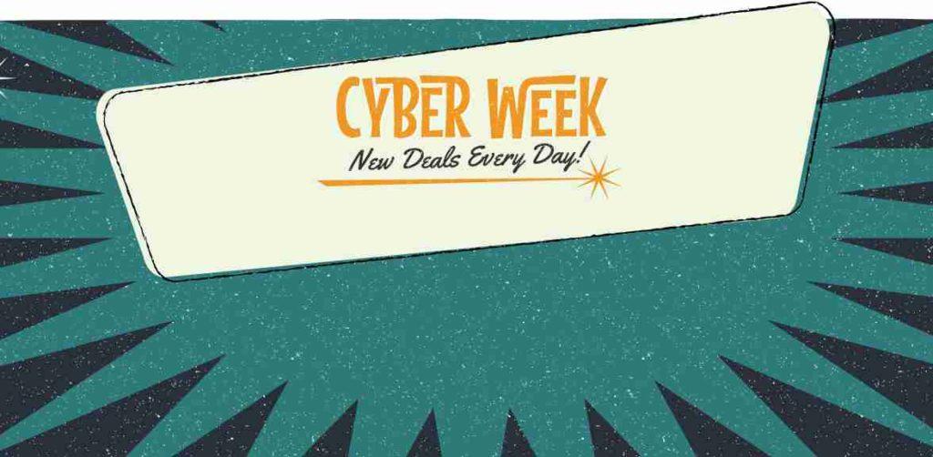 cyber week 2019