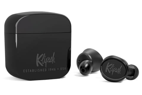 klipsch T5 true wireless earbuds