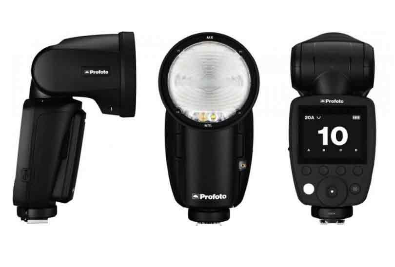 profoto a1x, camera flash light kit
