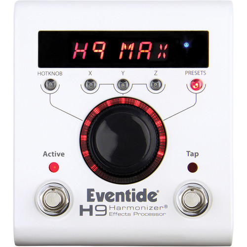 Eventide H9 Max Dark Effects Pedal