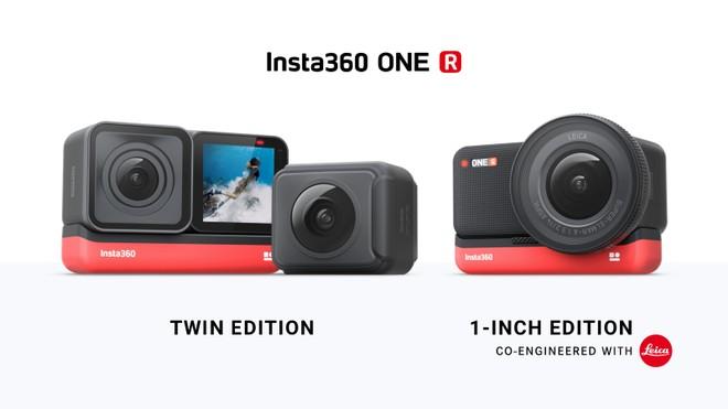 Insta360 ONE R sport camera