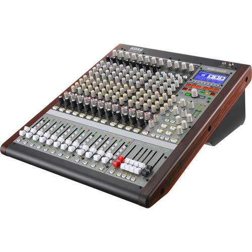 KORG Hybrid Analog Digital Mixer