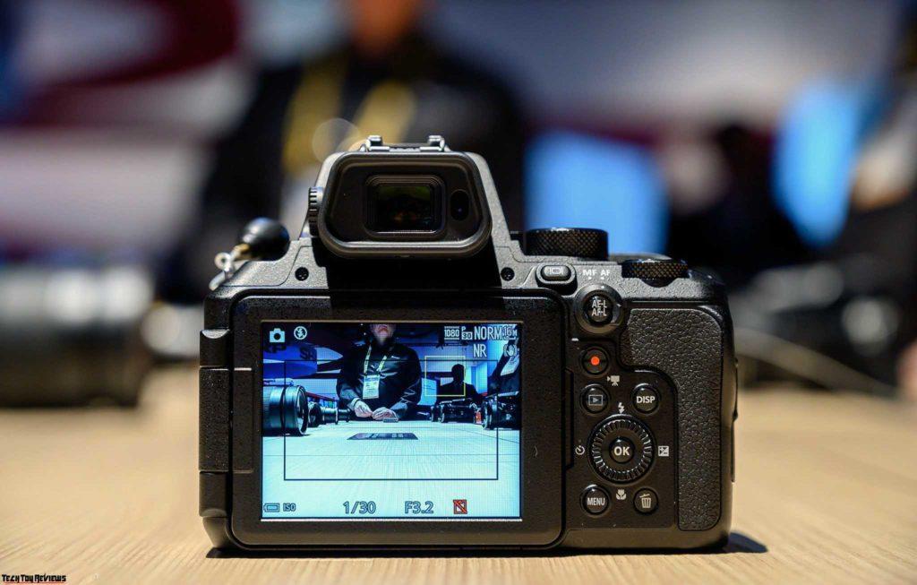 Nikon Coolpix P950 Hands-On