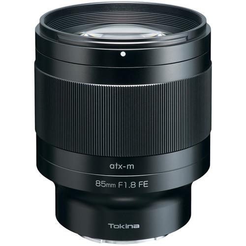 Tokina atx-m 85mm f/1.8 FE Lens Sony E