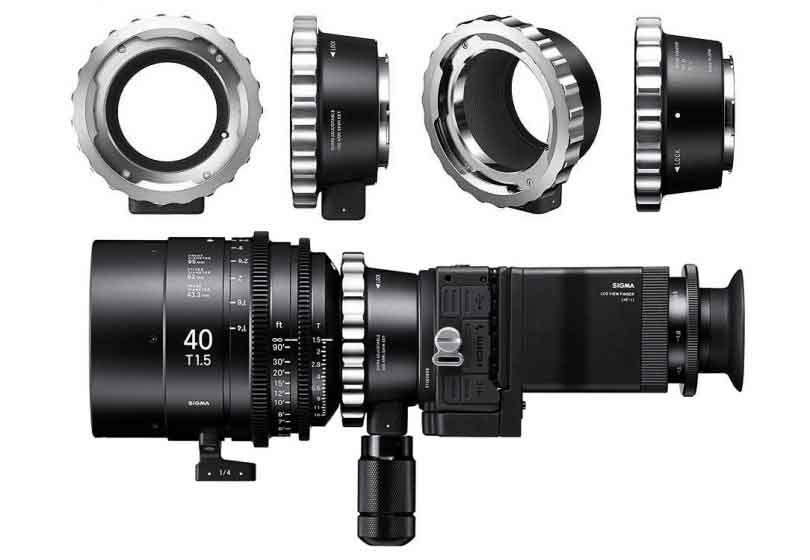 Sigma MC-31 Mount Converter