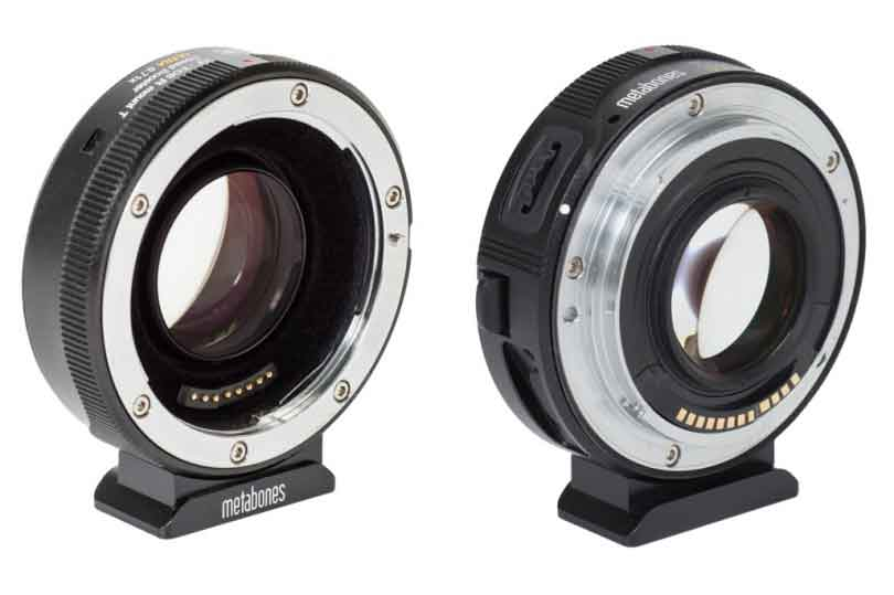 Metabones T Speed Booster Ultra 0.71x Adapter for Canon EF to RF Mount Cameras