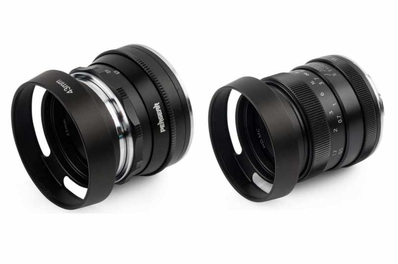 Pergear lens sony mirrorlrss, Micro Four Thirds