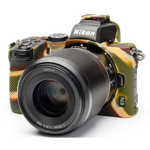 easyCover Silicone Protective Covers for Nikon Z 50